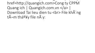 Gg-6907-ggdx-cac khai niem