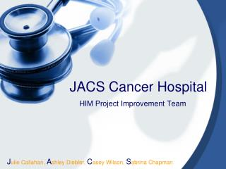 JACS Cancer Hospital