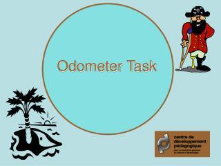 Odometer Task