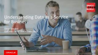 Understanding Data as a Service for Business