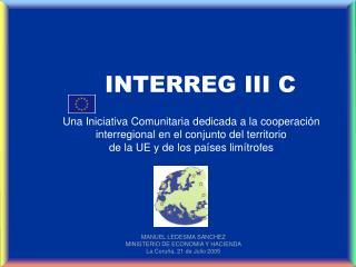 INTERREG III C
