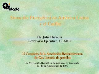 17 Congreso de la Asociación Iberoamericana  de Gas Licuado de petróleo