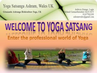 Yoga Teacher Training UK