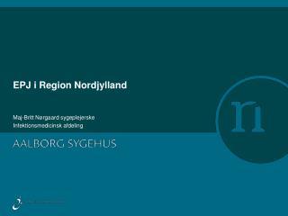 EPJ i Region Nordjylland