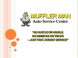 Car Repair Grand Rapids_Mufflerman Services.pptx