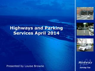Highways and Parking Services April 2014