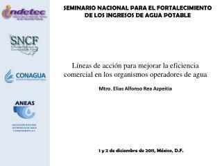 ASOCIACI N NACIONAL DE EMPRESAS DE AGUA Y SANEAMIENTO. A.C.