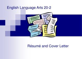 English Language Arts 20-2