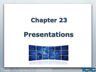 Chapter 23 Presentations