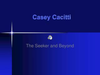 Casey Cacitti