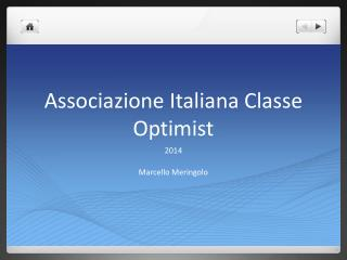 Associazione Italiana Classe  Optimist