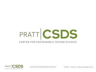 """""""Designers design consequences"""""""