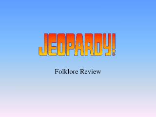 Folklore Review