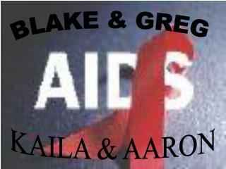 BLAKE & GREG