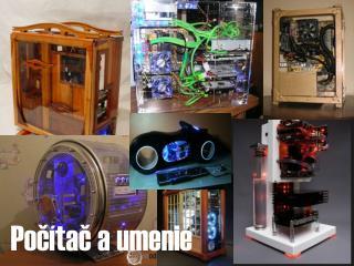 Počítač a umenie