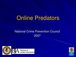 Online Predators