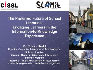 The Preferred Future of School Libraries: