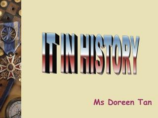 Ms Doreen Tan