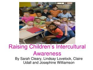 Raising Children's Intercultural Awareness