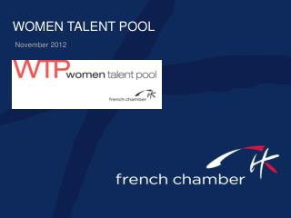 WOMEN TALENT POOL