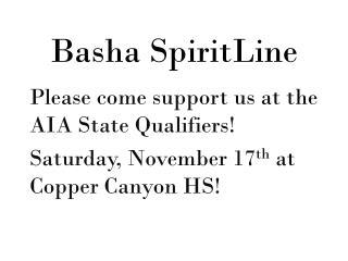 Basha SpiritLine
