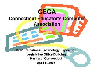 CECA Connecticut Educator's Computer Association