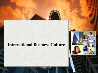 International Business Culture