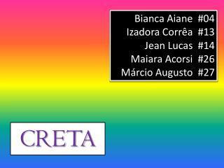 Bianca Aiane  #04 Izadora Corrêa  #13 Jean Lucas  #14 Maiara Acorsi  #26 Márcio Augusto  #27