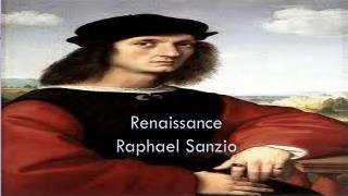 Renaissance Raphael  Sanzio