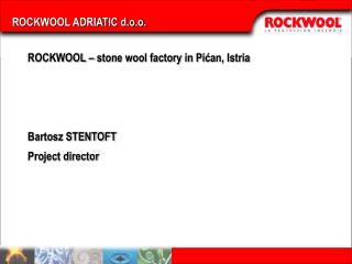 ROCKWOOL ADRIATIC d.o.o.