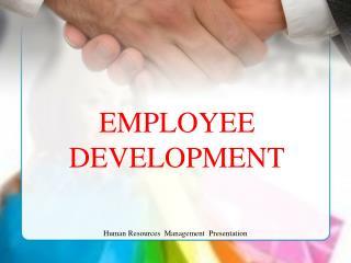 Human Resources  Management  Presentation
