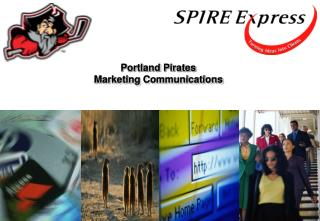 Portland Pirates Marketing Communications