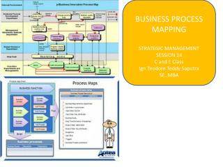 BUSINESS PROCESS MAPPING STRATEGIC MANAGEMENT SESSION 14 C and E Class