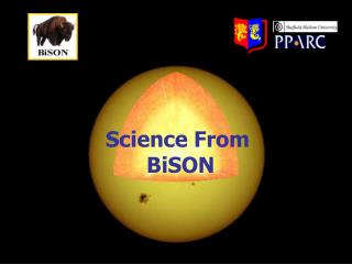 Science From  BiSON