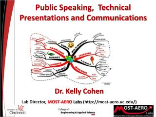 Public Speaking,  Technical Presentations and Communications