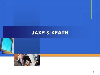 JAXP & XPATH