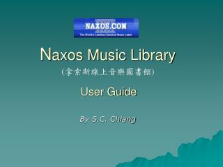 N axos Music Library