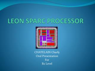 LEON SPARC PROCESSOR