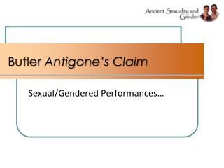 Butler  Antigone's Claim