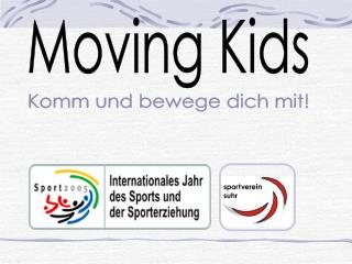 Moving Kids
