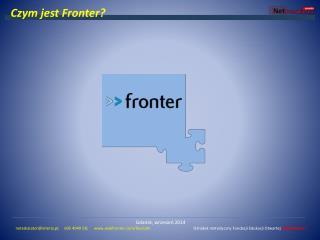 Czym jest  Fronter ?