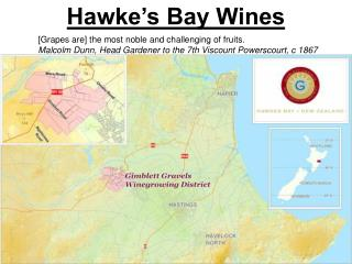 Hawke's Bay Wines