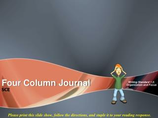 Four Column Journal