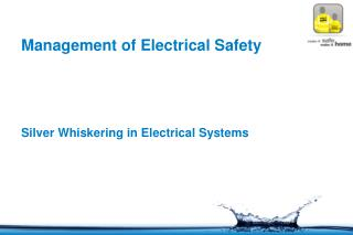 Silver Whiskering in Electrical Systems