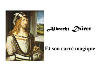 Albrecht D rer