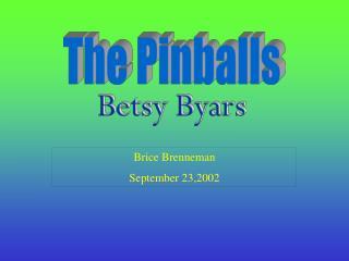 Brice Brenneman September 23,2002