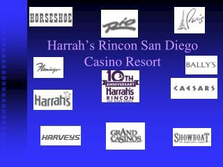 Harrah's Rincon San Diego Casino Resort
