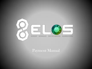 Payment Manual