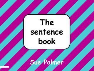 A sentence