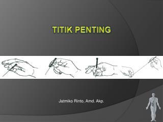 TITIK PENTING